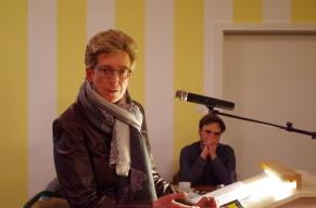 Heike Kemmer ist Mitglied in der Körkommission des Hanoveraner Verbandes.